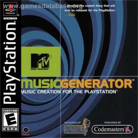 MTV- Music Generator