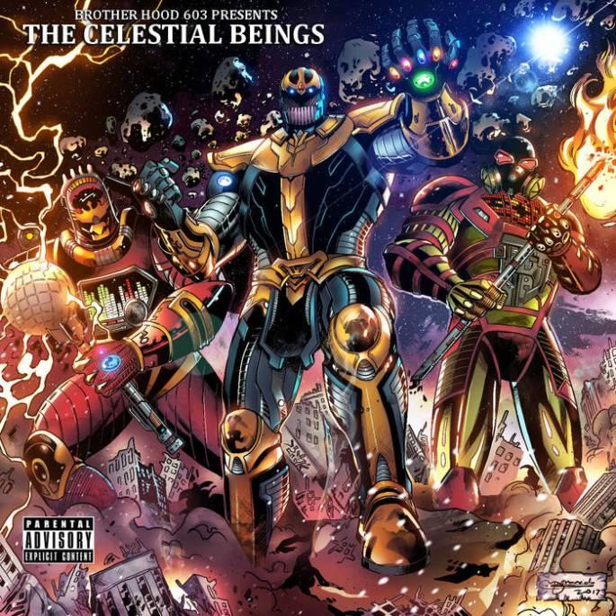 The Celestrial beings