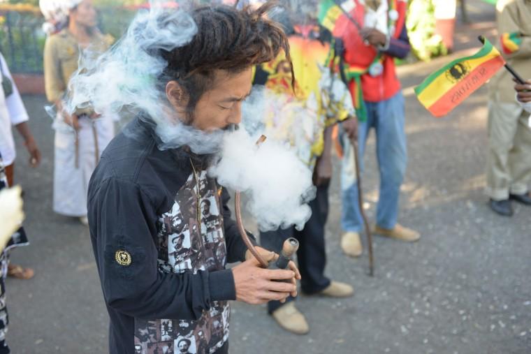 Jamaica Caribbean Marijuana