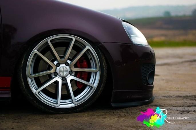 Rim Shot VW MK5