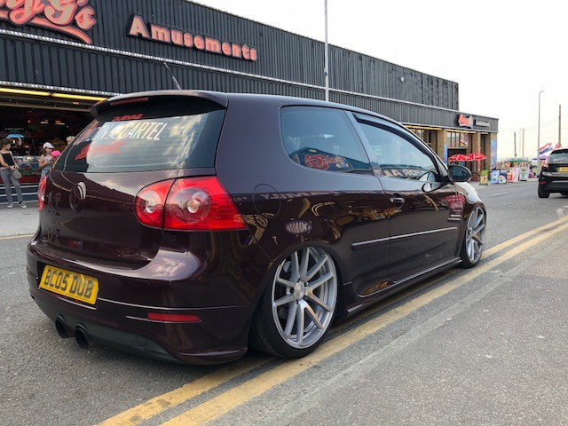 Side shot MK5 VW